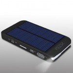 XTG Solar Powered Device Charger