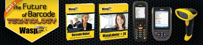 The Future of Barcode Technology with waspbarcode.com