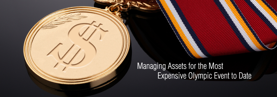 asset management challenges in the sochi olympics