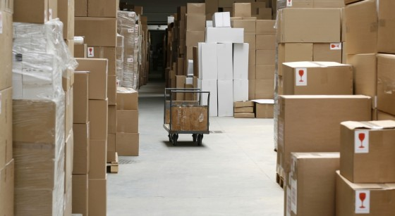 overproduction and warehouse